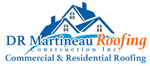DR Martineau Roofing Logo