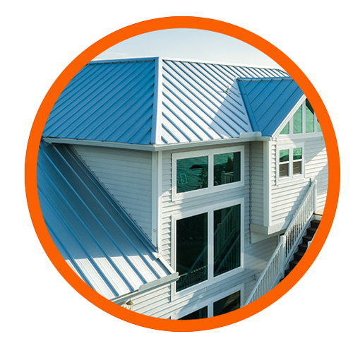 DR Martineau Roofing Company | Residential Roofing | Metal Roofing